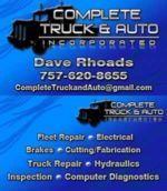 Complete Truck and Auto Inc
