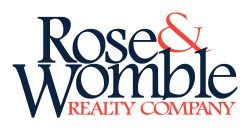 Rose & Womble Realty Company — George W. Trotman, BROKER